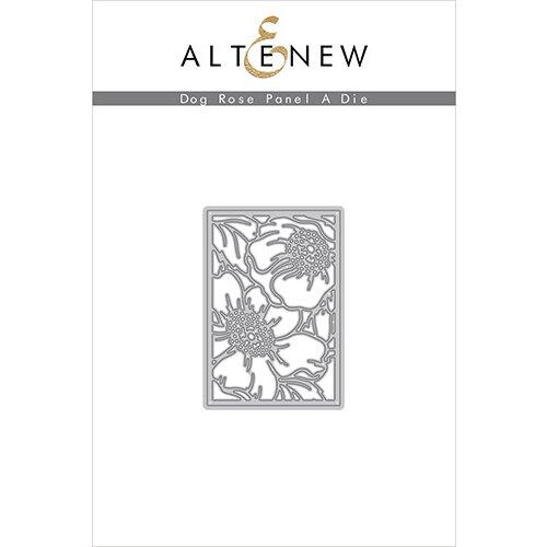 Altenew - Dies - Dog Rose Panel A