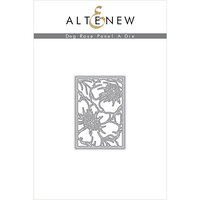 Altenew - Dies - Dog Rose Panel A