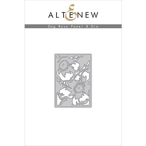 Altenew - Dies - Dog Rose Panel B