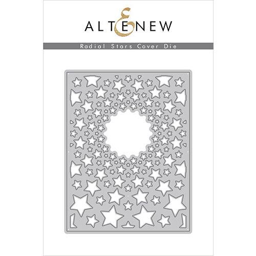 Altenew - Dies - Radial Stars Cover