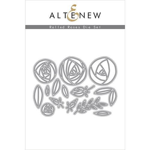 Altenew - Dies - Rolled Roses