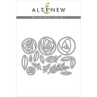 Altenew - Dies - Rolled Roses