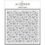 Altenew - Stencil - Confetti