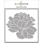 Altenew - Stencil - Mega Bloom