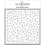 Altenew - Stencil - Mixed Sprinkles