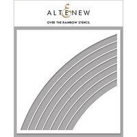 Altenew - Stencil - Over the Rainbow