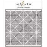 Altenew - Stencil - Patchwork Kite