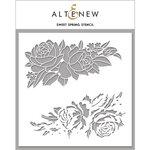 Altenew - Stencil - Sweet Spring