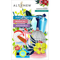 Altenew - Enjoy the Ride Collection - Ephemera - Blooming