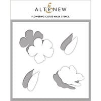 Altenew - Mask Stencil - Flowering Cistus