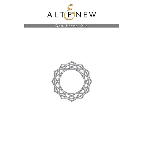 Altenew - Dies - Gem Frame