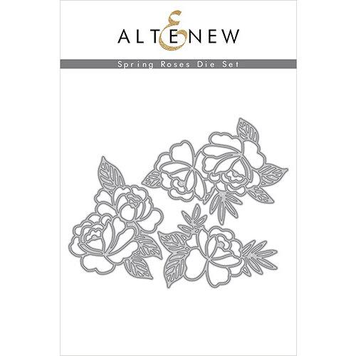 Altenew - Dies - Spring Roses