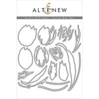 Altenew - Dies - Craft-A-Flower - Tulip