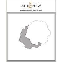 Altenew - Mask Stencil - Amazing Things
