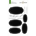 Altenew - Clear Photopolymer Stamps - Apothecary Labels