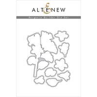 Altenew - Dies - Bergenia Builder