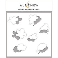 Altenew - Mask Stencil - Bergenia Builder