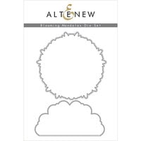 Altenew - Dies - Blooming Mandalas