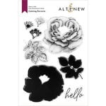 Altenew - Clear Photopolymer Stamps - Calming Reverie
