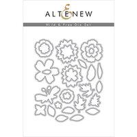 Altenew - Dies - Wild and Free