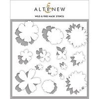 Altenew - Mask Stencil - Wild and Free