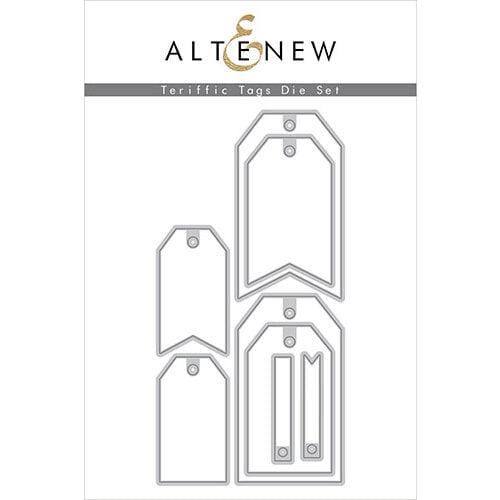 Altenew - Dies - Terrific Tags