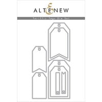 Altenew - Dies - Terrific Tags