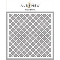 Altenew - Stencil - Trellis