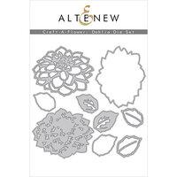 Altenew - Dies - Craft-A-Flower - Dahlia