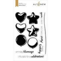 Altenew - Clear Photopolymer Stamps - Balloon Bunch