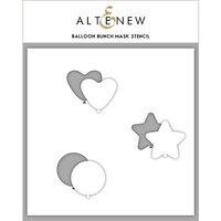 Altenew - Mask Stencil - Balloon Bunch