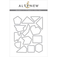 Altenew - Dies - Geometric Elements