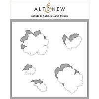 Altenew - Mask Stencil - Nature Blossoms