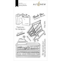 Altenew - Clear Photopolymer Stamps - Grocery Heroes