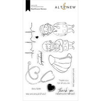 Altenew - Clear Photopolymer Stamps - Healthcare Heroes