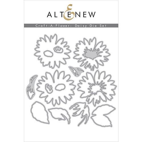 Altenew - Dies - Craft A Flower - Daisy