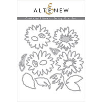 Altenew - Dies - Craft A Flower - Daisy
