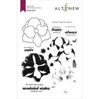 Altenew - Clear Photopolymer Stamps - Amaryllis