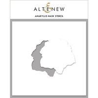 Altenew - Mask Stencil - Amaryllis