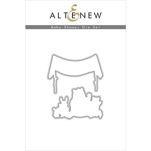 Altenew - Dies - Baby Shower