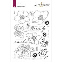 Altenew - Clear Photopolymer Stamps - Beauty Within