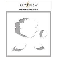 Altenew - Mask Stencil - Darling Rose