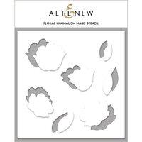 Altenew - Mask Stencil - Floral Minimalism