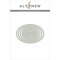Altenew - Dies - Nesting Ovals