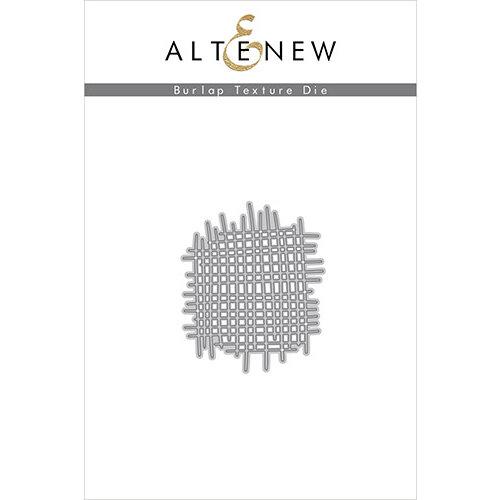Altenew - Dies - Burlap Texture