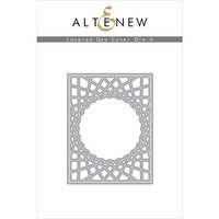 Altenew - Layering Dies - Geo Cover A