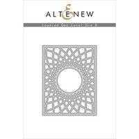 Altenew - Layering Dies - Geo Cover B