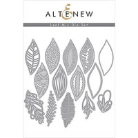 Altenew - Dies - Leaf Mix