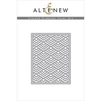 Altenew - Dies - Stacked Diamonds Cover