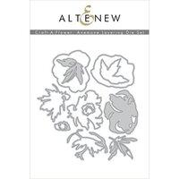 Altenew - Layering Dies - Craft A Flower - Anemone